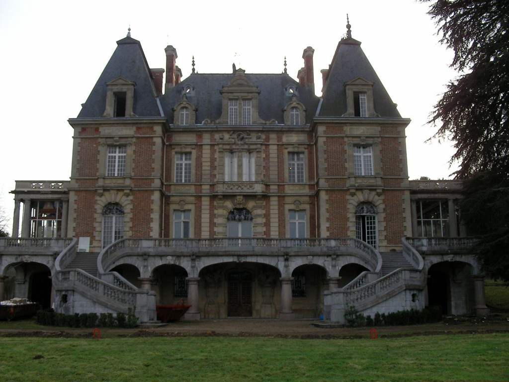Chateau Bouffemont. Rehabilitación integral