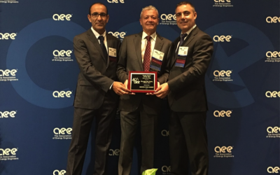 LA ESE GAS NATURAL-GERMANIA HA SIDO PREMIADA POR LA ASSOCIATION OF ENERGY ENGINEERS (AEE) EN SU SEDE DE WASHINGTON DC