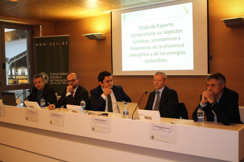 El título en eficiencia energética cubre las nuevas necesidades jurídicas y económico-financieras del sector