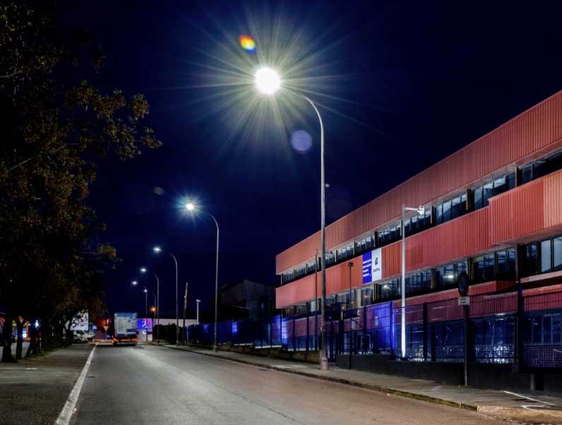 auditoría energética de alumbrado en Paterna