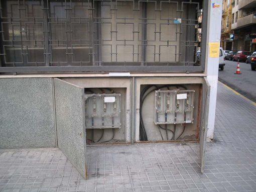 Mantenimiento Integral de Edificio SERVEF de Valencia