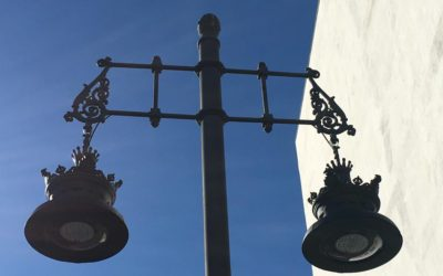 Germania prueba una nueva iluminación sostenible para la ciudad de València