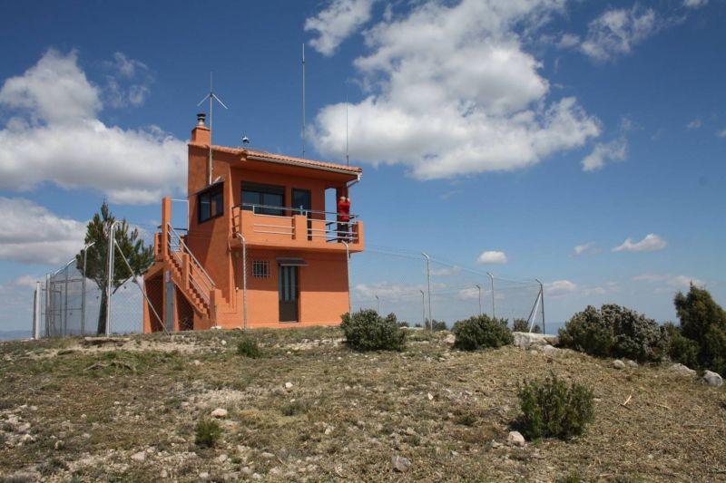 Germanía renovará la instalación fotovoltaica en 54 observatorios forestales de la Comunitat Valenciana