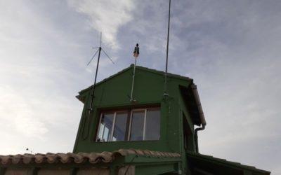 Empezamos a renovar la instalación fotovoltaica de 54 observatorios forestales