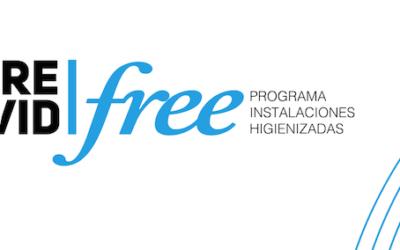 Aire COVID Free: nuestro programa para higienizar el ambiente en instalaciones