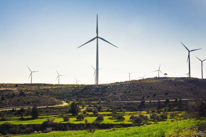 Proyectamos la construcción de un parque eólico de 7 aerogeneradores en Canet lo Roig